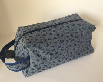 Toiletry bags washbag toiletry gift women men grey