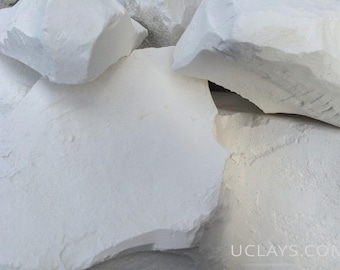 MONASTIC edible Chalk chunks natural lump for eating (food), Free Samples  (Russian chalk)