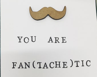 You Are Fantachetic Handmade Card