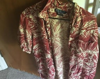 Ralph Lauren Polo Hawaiian Shirt