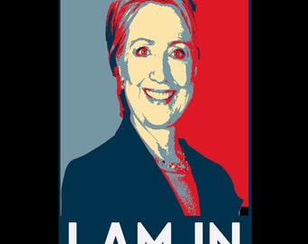 Hillary I AM in