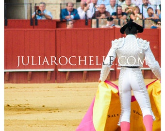 Seville Bullfighter - Photography Fine Art Print