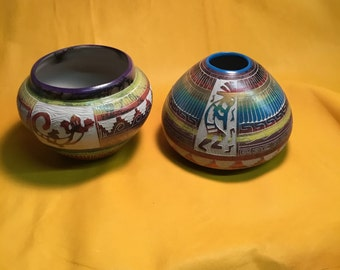 Authentic Navajo Pottery