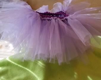 Purple Tutu, infant tutu, baby tutu, newborn tutu, toddler tutu, girl tutu, wedding tutu, dance tutu, birthday tutu, princess tutu