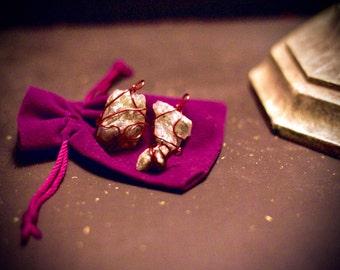Handcrafted Labradorite Necklace