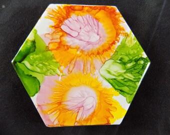Mix n Match Coaster, Spring Blooms, #100132016