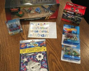 Planes, Trains, & Automobiles Gift Box