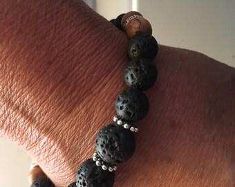 Men jewelry men - Bohemian bracelet mala bracelet