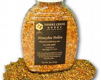 8 Oz All Natural Honey Bee Pollen