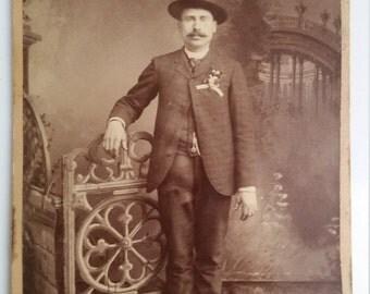 Antique Photo 1900s Post Mortem