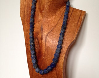Lapis Stone Necklace.