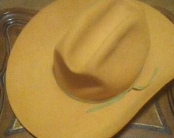 Vintage cowboy hat by Bailey