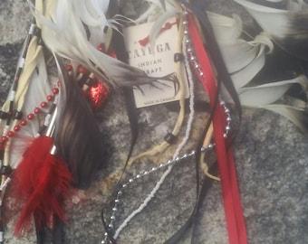 Native American. Hair Barrette