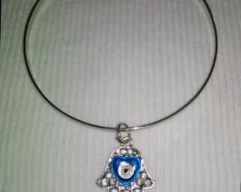 Namaste Bangle Bracelet