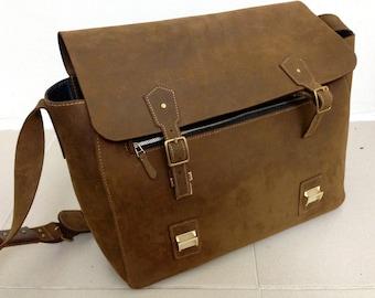 Crazy Horse Bags Handmade