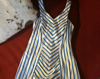 Women's vintage swimsuit