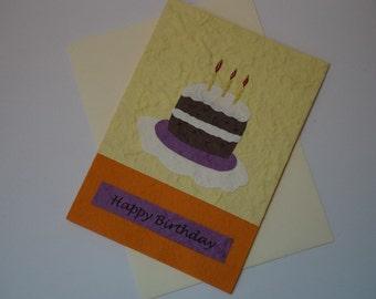 Chocolat Birthday Cake