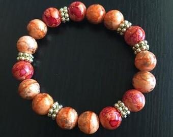 Beautiful Beaded Mala Bracelet
