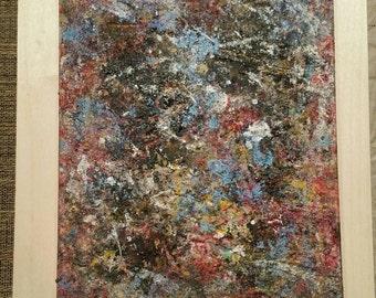 Jackson Pollock is easy going