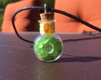 Monterey Sea Glass Necklace