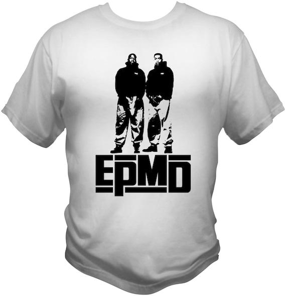 EPMD t-shirt Death Squad Erick Serman wu-tang clan mf doom hip hop Strictly Business