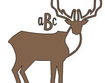Buck Monogram