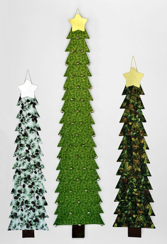 Christmas tree wall hanging pattern