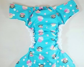 AI2 AIO cloth diaper all in two all in one baby shower gift