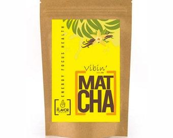 Vanilla Matcha Green Tea | 2 oz