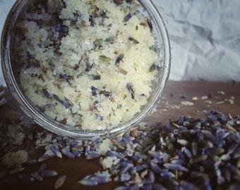 Lavender & Rosemary Scrub