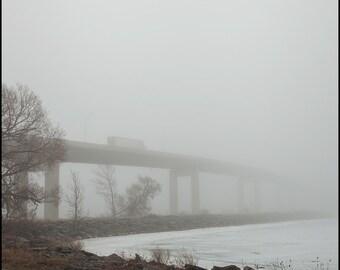 Fogged Out Bridge 3