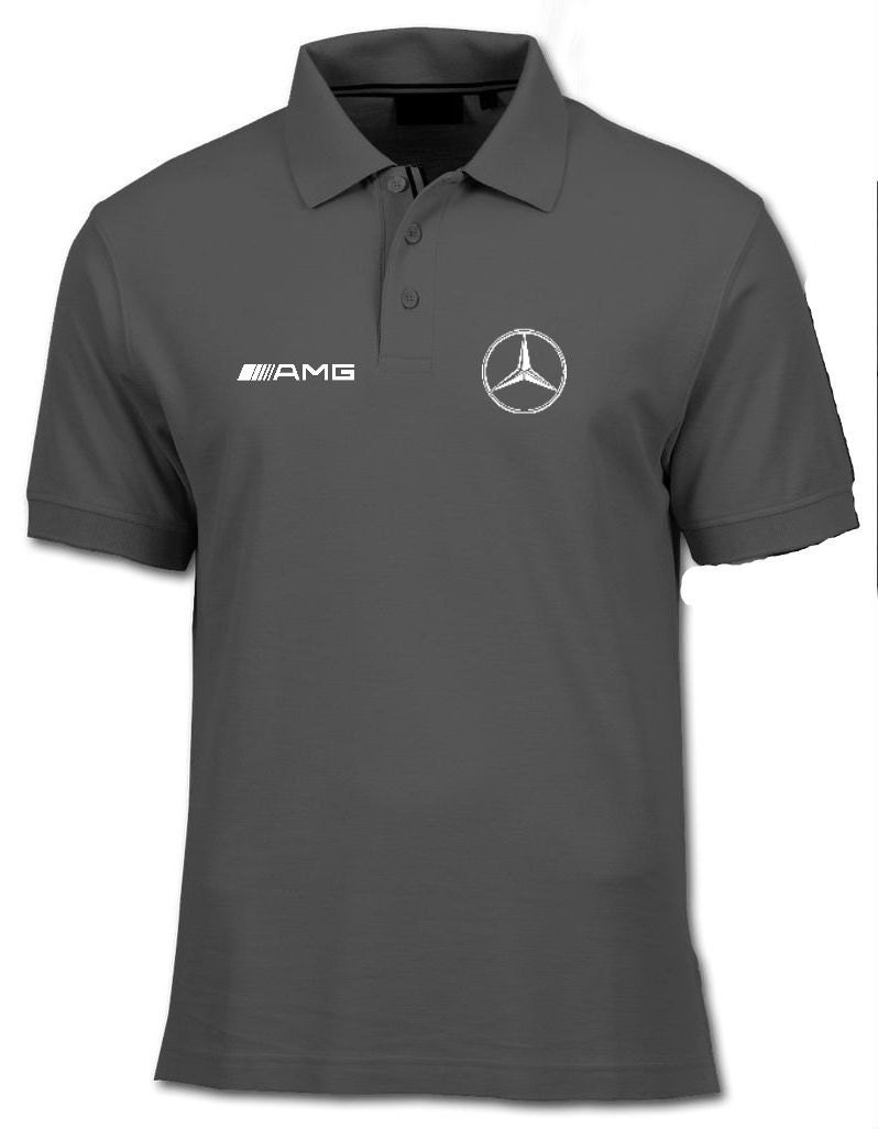 mercedes amg polo shirt all colors all sizes shipping free. Black Bedroom Furniture Sets. Home Design Ideas