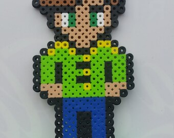 Alex - Stardew Valley Perler Bead Sprite