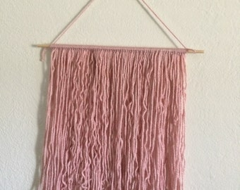 Rosy Cheeks wall hanging
