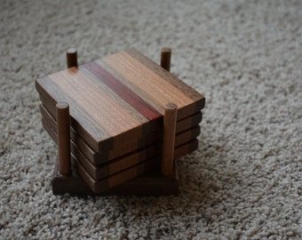 Wooden Costers