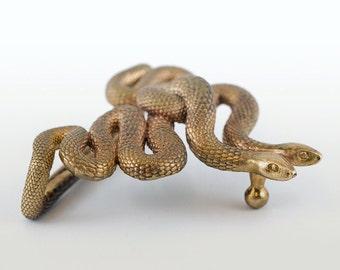 Serpents Buckle