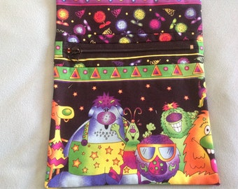 Funky accessories bag