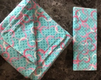 """40""""x40"""" Beautiful Baby Blankets...One of a Kind!"""