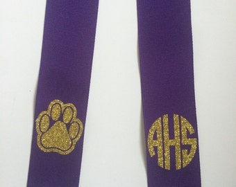 1 1/2 inch Ribbon with design