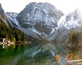 Colchuck Lake, Washington State