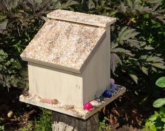 Bird House - The Rock Hound