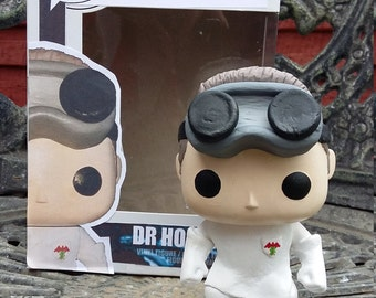 Dr Horrible handmade Custom pop toy (Made to order, ask me for a build time!)