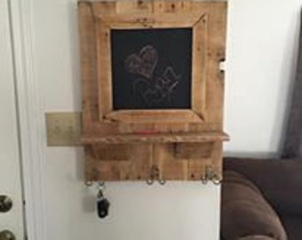 Key holder Chalkboard