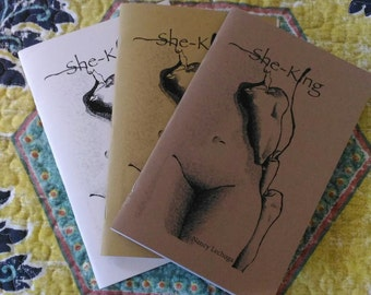 She-King Poetry Chapbook
