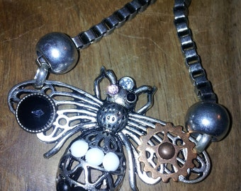 Busy Time Necklace