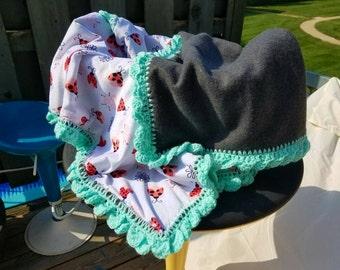 Snuggle Bug Baby Blanket