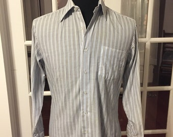 Vintage Sears Men's Store dress shirt