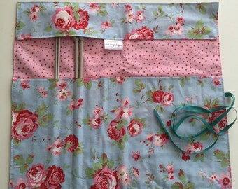 Knitting Needle Storage Roll