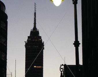 Mexico City torre latino photo home decor photography