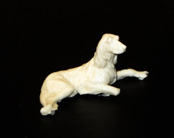 1:25 G scale irish setter dog figure
